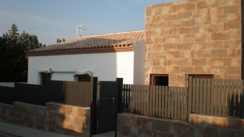 Reforma y ampliación de vivienda unifamiliar aislada en Valencina de la Concepción, Sevilla - TTC Spain
