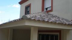 Reforma en exterior de vivienda unifamiliar pareada de 3 plantas (Tomares, Sevilla) - TTC Spain