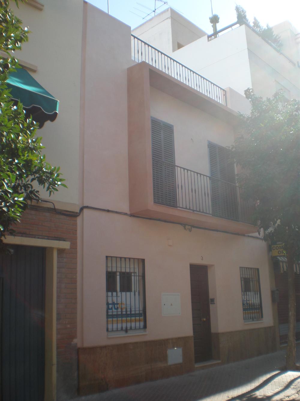Reforma de vivienda (calle Sinaí, Sevilla) - TTC Spain