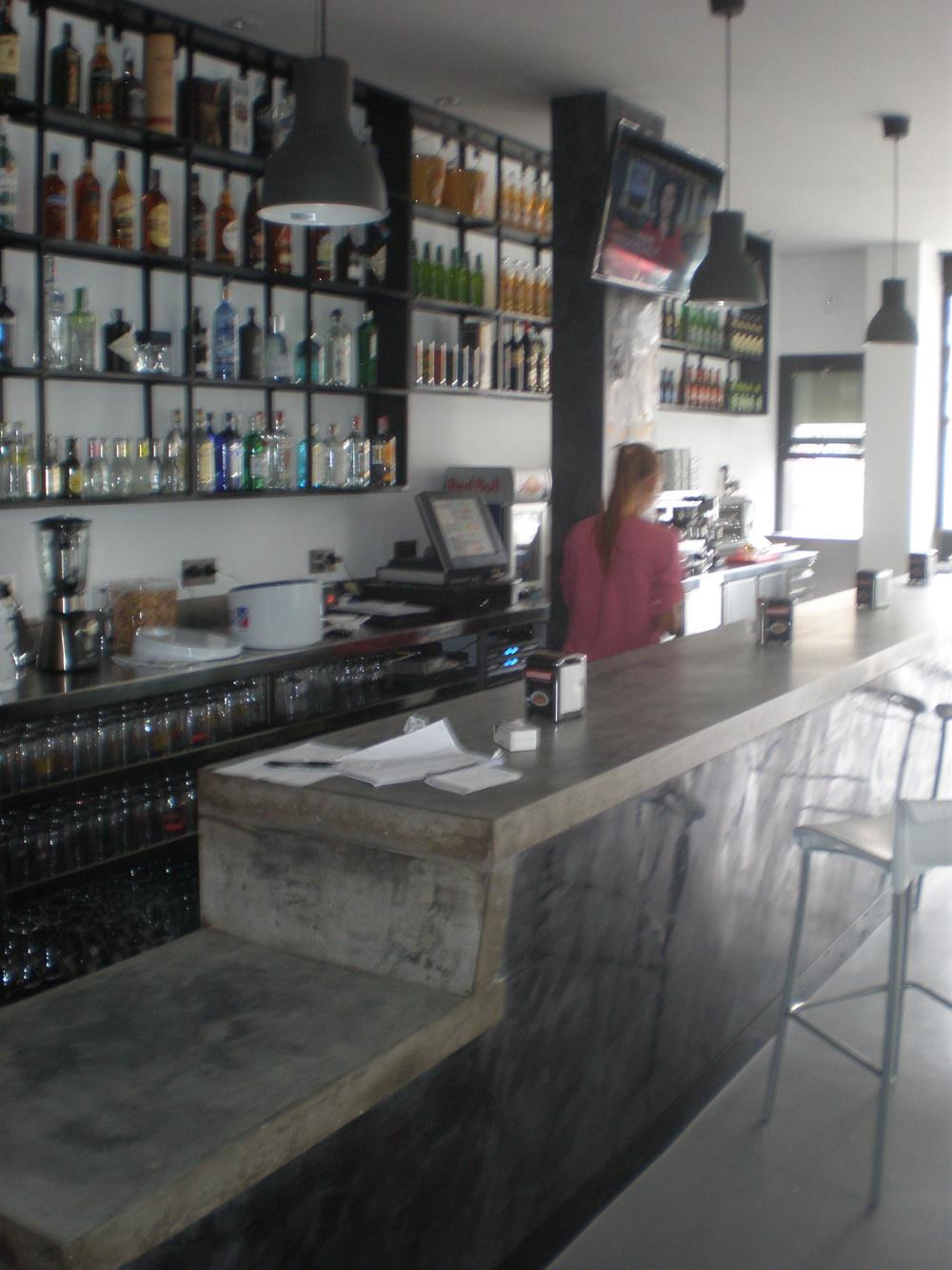 Bar-cafetería (Sevilla) - TTC Spain