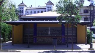 Reparación en edificio singular de la Exposición de 1929: kiosko Abilio - TTC Spain
